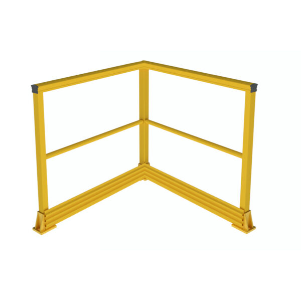 GRP Rails & Fencing