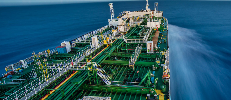 Oil Tanker Walkways
