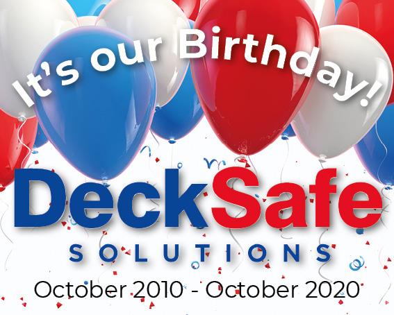 Ten Years of Decksafe